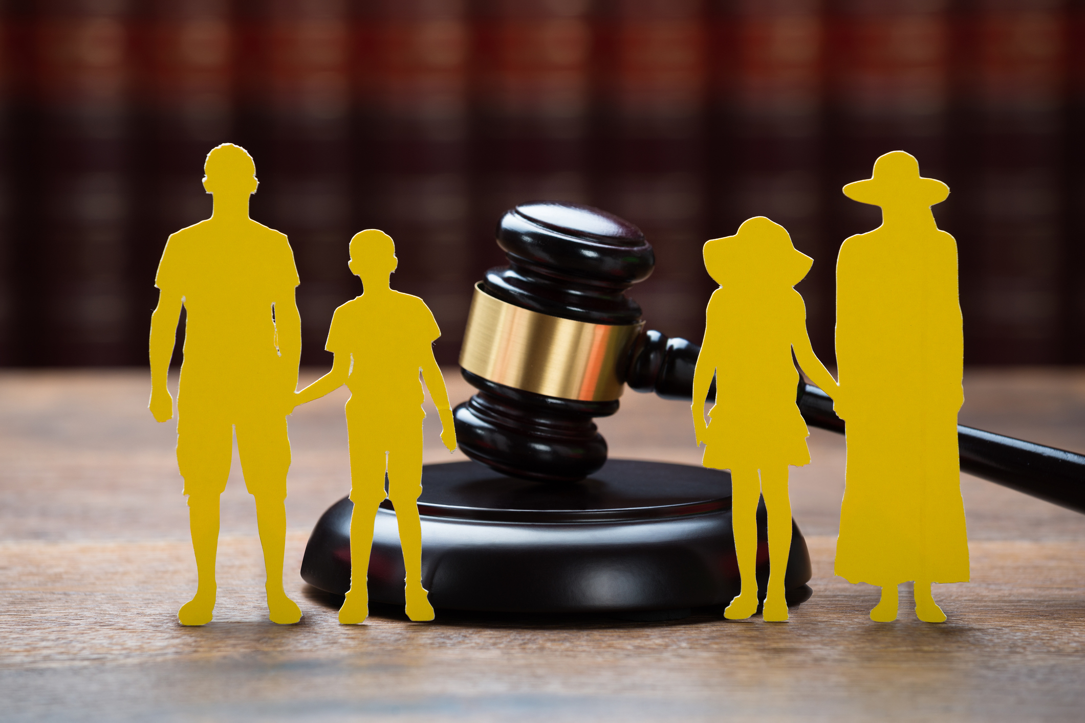 APPEALING THE DECISION ON FAMILY CASES